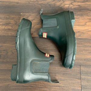 HUNTER short boots size EU 39 US9
